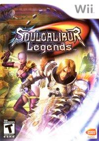 Обложка Soulcalibur Legends