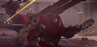 PlanetSide 2. Релизный трейлер для PS4