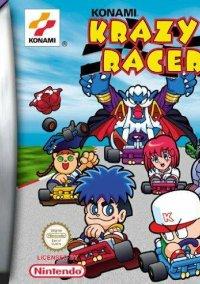 Обложка Konami Krazy Racers