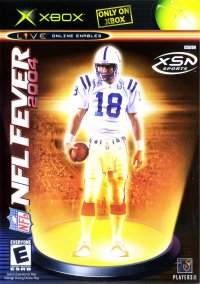 Обложка NFL Fever 2004