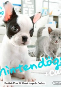 Обложка Nintendogs + Cats: French Bulldog & New Friends