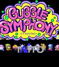 Обложка Bubble Symphony