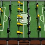 Скриншот Table Soccer X – Изображение 1
