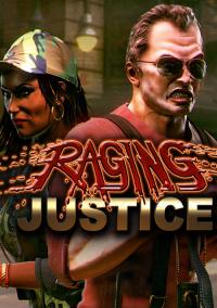 Обложка Raging Justice