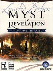 Обложка Myst 4: Revelation