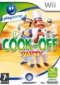 Обложка Cook-Off Party