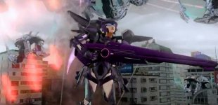 Earth Defense Force 2025. Видео #1