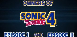 Sonic the Hedgehog 4. Видео #3