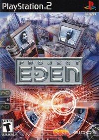 Обложка Project Eden