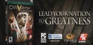 Sid Meier's Civilization V: Gods & Kings. Видео #1