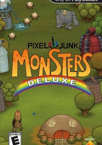 Обложка PixelJunk Monsters Deluxe