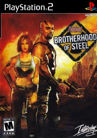 Fallout: Brotherhood of Steel – фото обложки игры