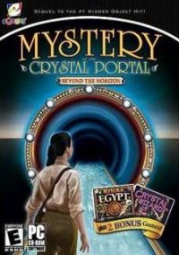 Обложка The Mystery of the Crystal Portal: Beyond the Horizon