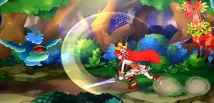 Battle Princess of Arcadias. Видео #1