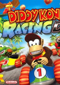 Обложка Diddy Kong Racing DS