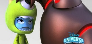 Disney Universe. Видео #3