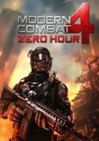Обложка Modern Combat 4: Zero Hour