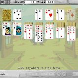 Скриншот Great Escapes Solitaire Collection – Изображение 3