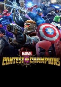 Обложка Marvel Contest of Champions