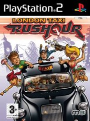Обложка London Taxi: Rush Hour