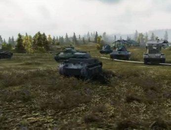World of Tanks. Трейлер бновления 9.18