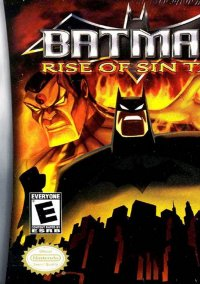 Обложка Batman: Rise of Sin Tzu