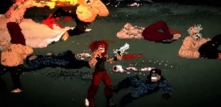 Mother Russia Bleeds. Демонстрация геймплея с E3 2015