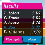 Скриншот Men's 100m