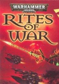 Обложка Warhammer 40,000: Rites of War