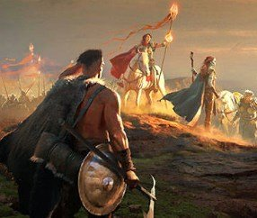 Вышла финальная версия карточной The Elder Scrolls: Legends