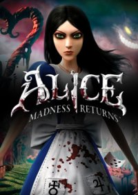 Обложка Alice: Madness Returns