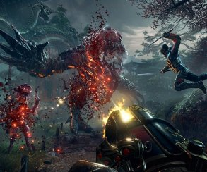 Кровь, кишки и демонятина: 10 минут геймплея Shadow Warrior 2