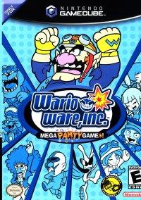 Обложка WarioWare, Inc.: Mega Party Games!