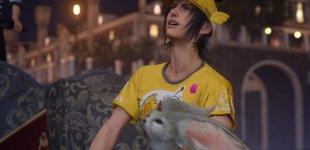 Final Fantasy XV. Геймплейный трейлер
