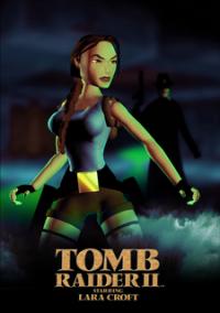 Обложка Tomb Raider 2 [II]