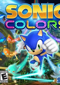 Обложка Sonic Colors DS
