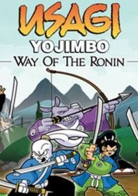 Обложка Usagi Yojimbo: Way of the Ronin