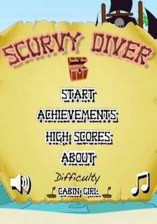 Scurvy Diver