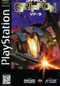 Обложка Space Griffon VF-9