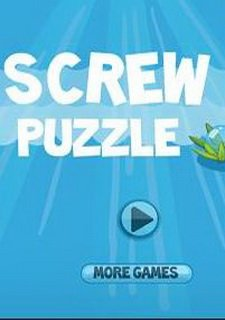 Screw the Nut Physics Puzzler