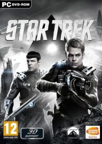 Обложка Star Trek: The Video Game
