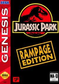 Обложка Jurassic Park: Rampage Edition