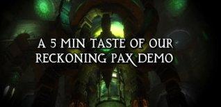 Kingdoms of Amalur: Reckoning. Видео #2