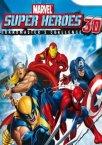 Marvel Superheroes 3D