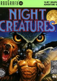 Обложка Night Creatures