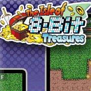 Обложка The Isle of 8-Bit Treasures