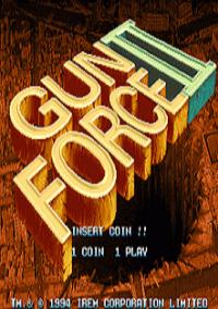 Обложка Gun Force II