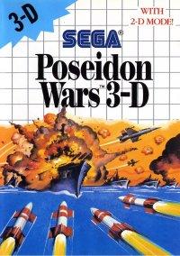 Обложка Poseidon Wars 3-D
