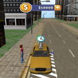 Скриншот 3D Duty Taxi Driver Game