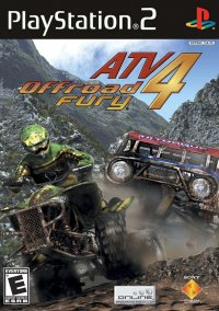 Обложка ATV Offroad Fury 4
